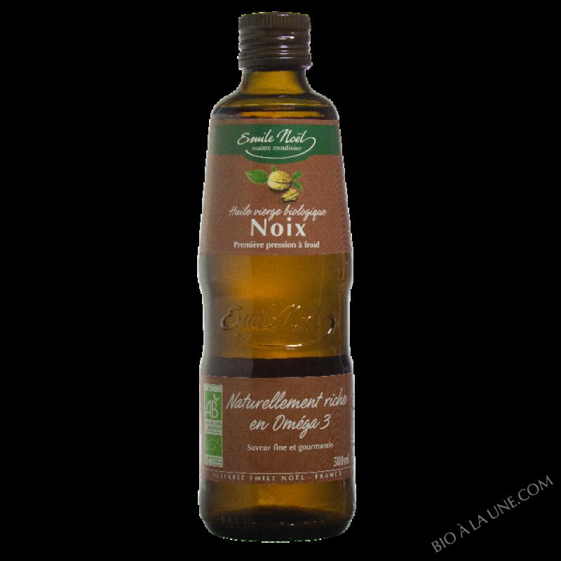 Huile vierge de Noix Bio - 500ml