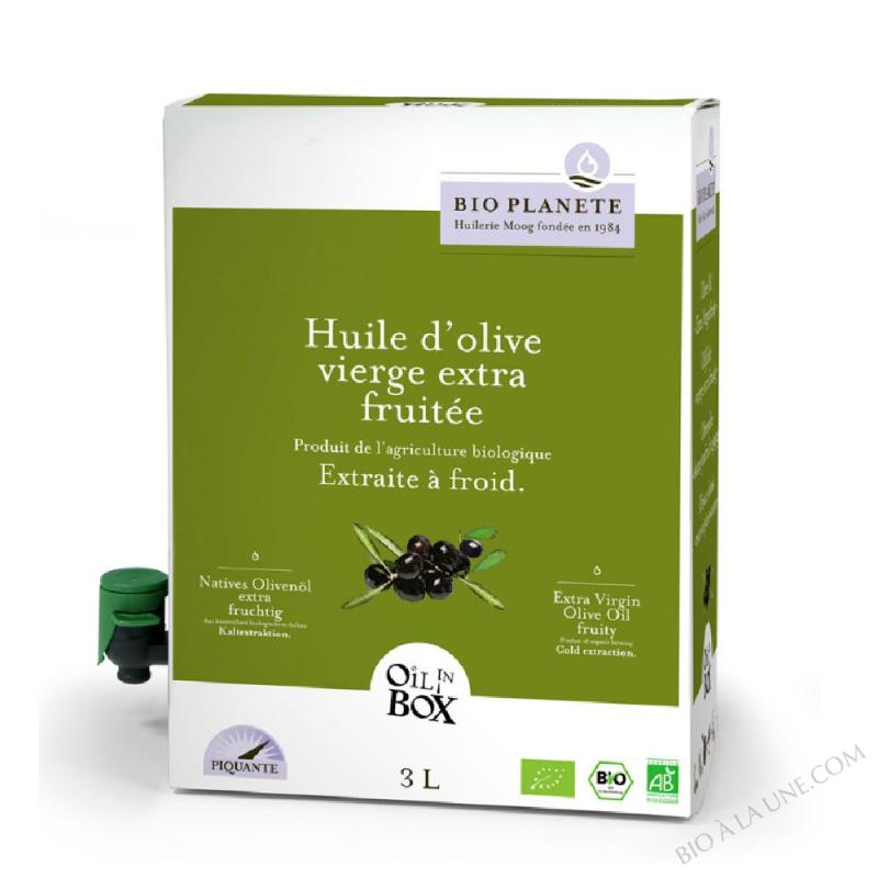 HUILE D'OLIVE V. EXT. FRUITEE 3L