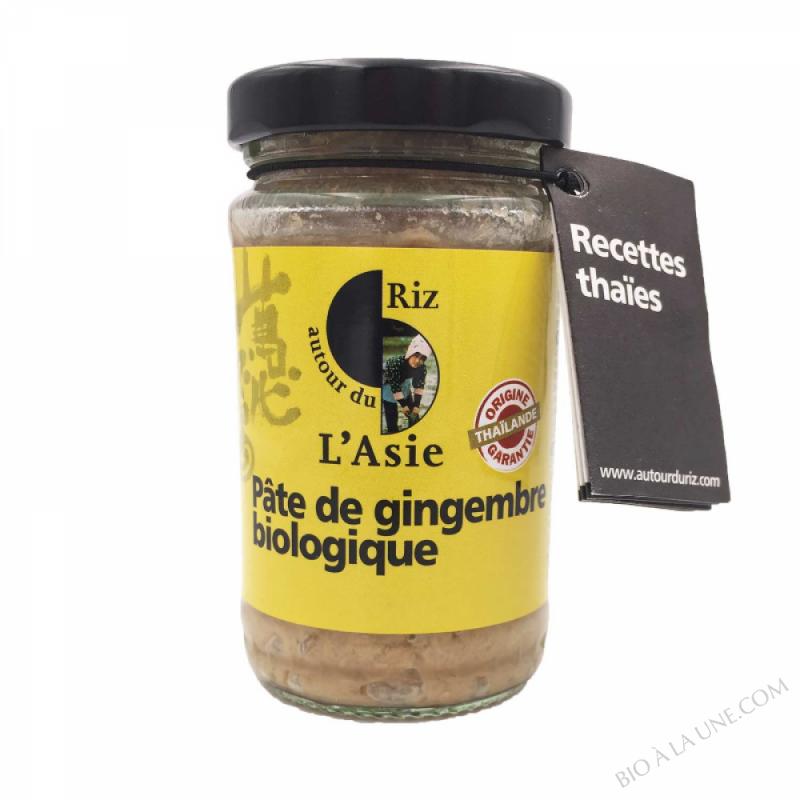 PÂTE DE GINGEMBRE - 100G