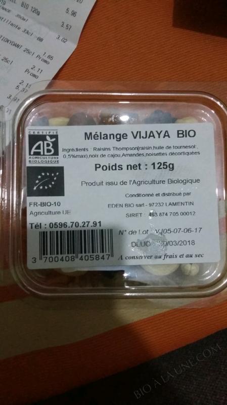 MÉLANGE VIJAYA BIO - 125g