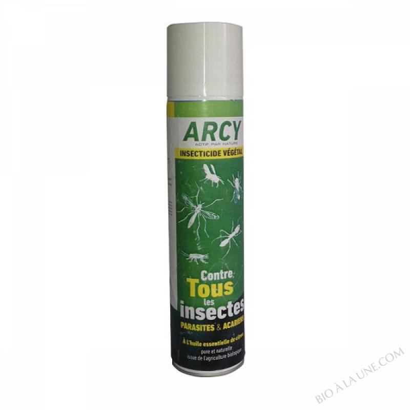 Insecticide Vegetal 100% Naturel 300ml