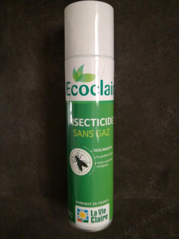 Ecoclair Insecticide Sans Gaz - 300ml