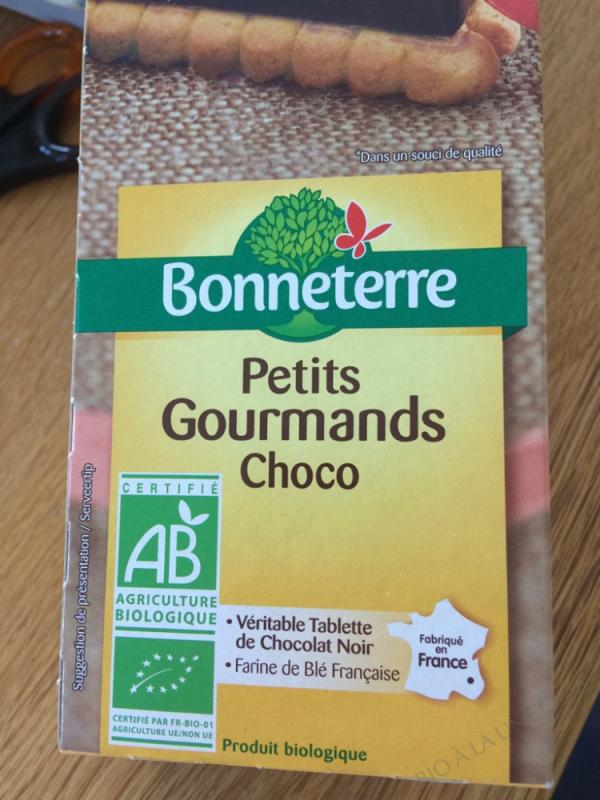 Petits Gourmands Choco