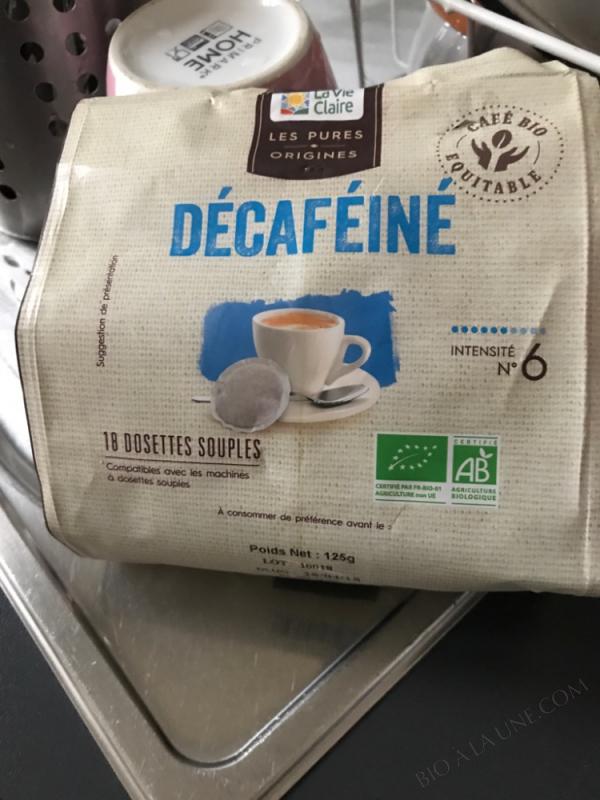 18 DOSETTE CAFÉ DECA - 125g