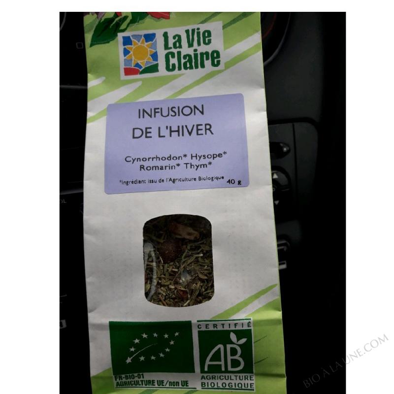 INFUSION DE L'HIVERS - 40g