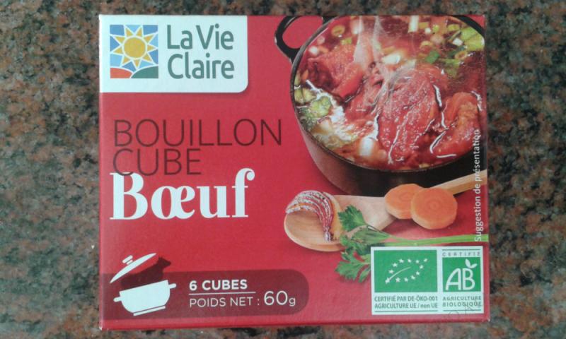 BOUILLON DE BOEUF - 60g