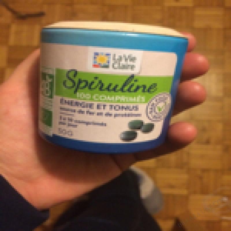 SPIRULINE - 50g