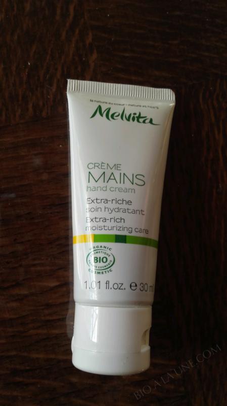 Crème mains extra-riche - 30ml