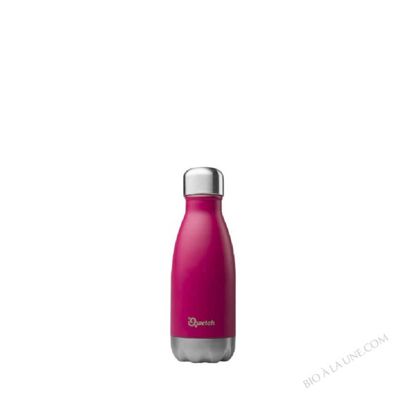 Bouteille isotherme Magenta - 260ml