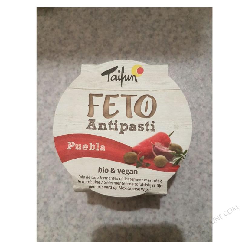 FETO ANTIPASTI PUEBLA - 125 G