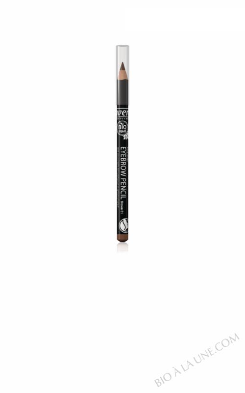 EYEBROW PENCIL - Brown 01 -  Crayon à sourcils - Brun