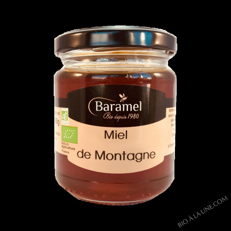 MIEL DE MONTAGNE - 500 GR