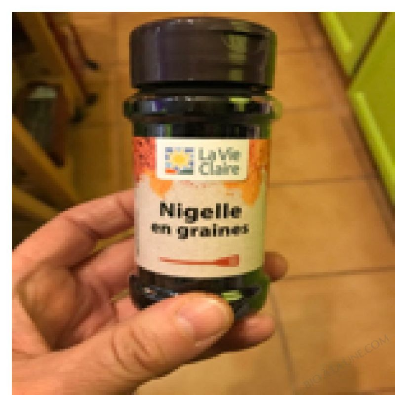 NIGELLE EN GRAINES - 50 G