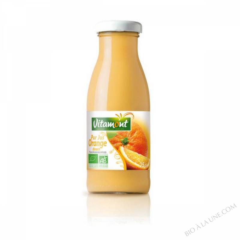 mini pur jus d'orange - 25 cl