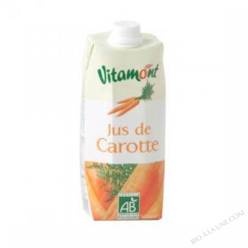 Tetra Pak Jus de Carotte Bio 50cL