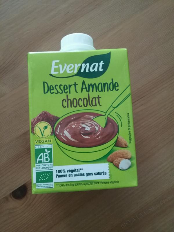 DESSERT AMANDE CHOCOLAT - 525 G