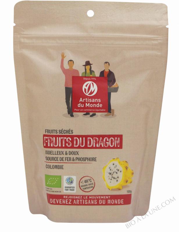 FRUITS DU DRAGON SÉCHÉS - 100G