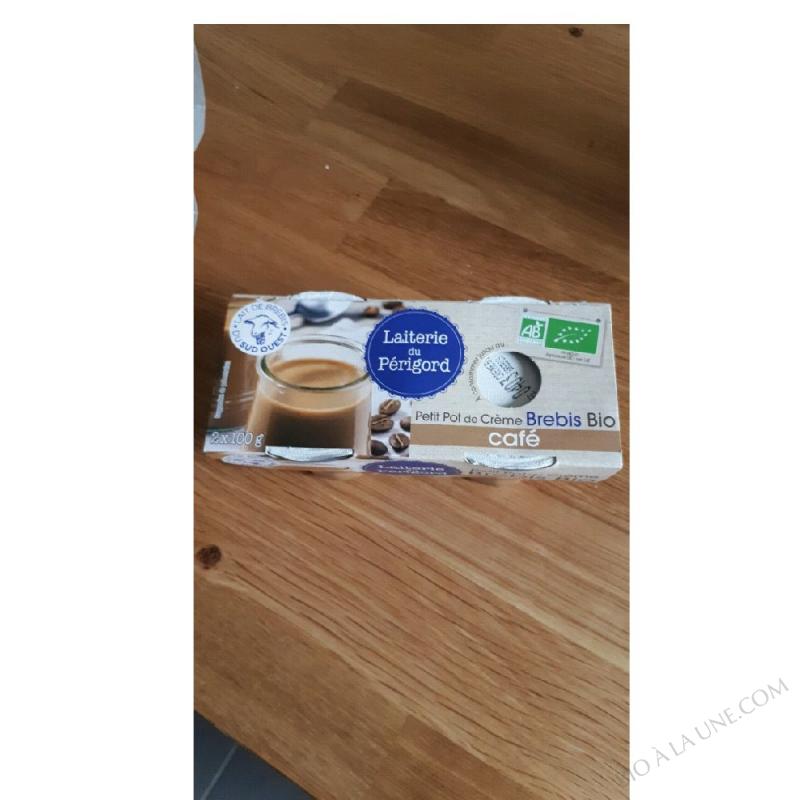 CREME BREBIS CAFÉ - 2 X 100 G