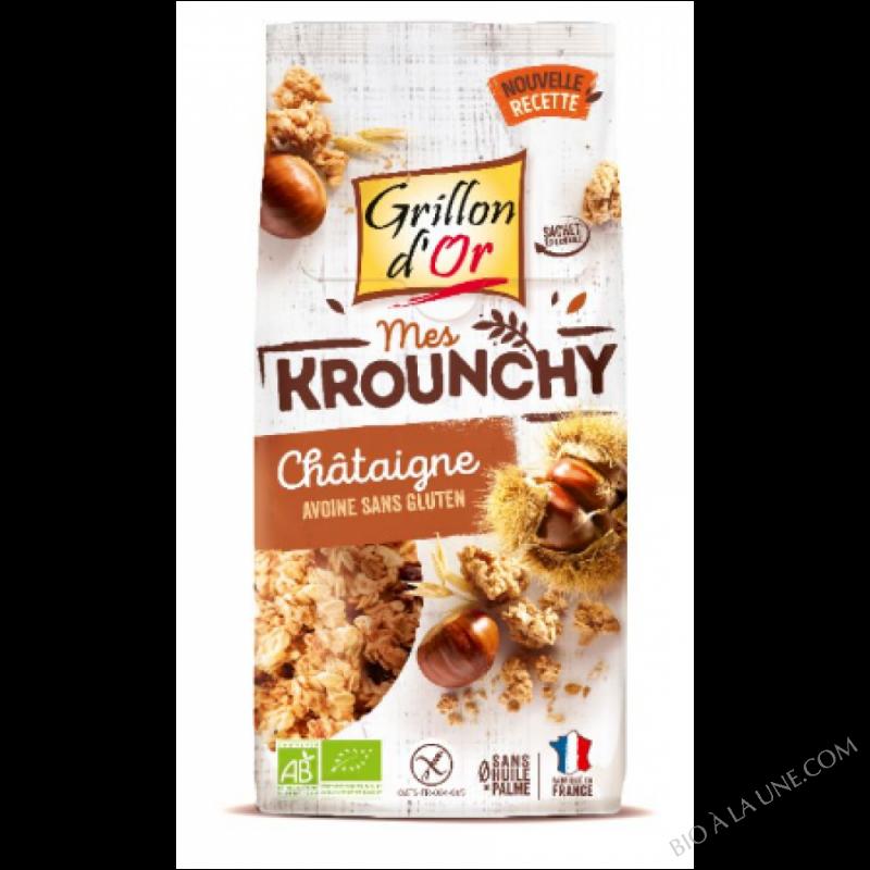 Krounchy Châtaigne 500g
