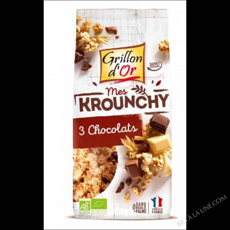 Krounchy Chocolat 500g