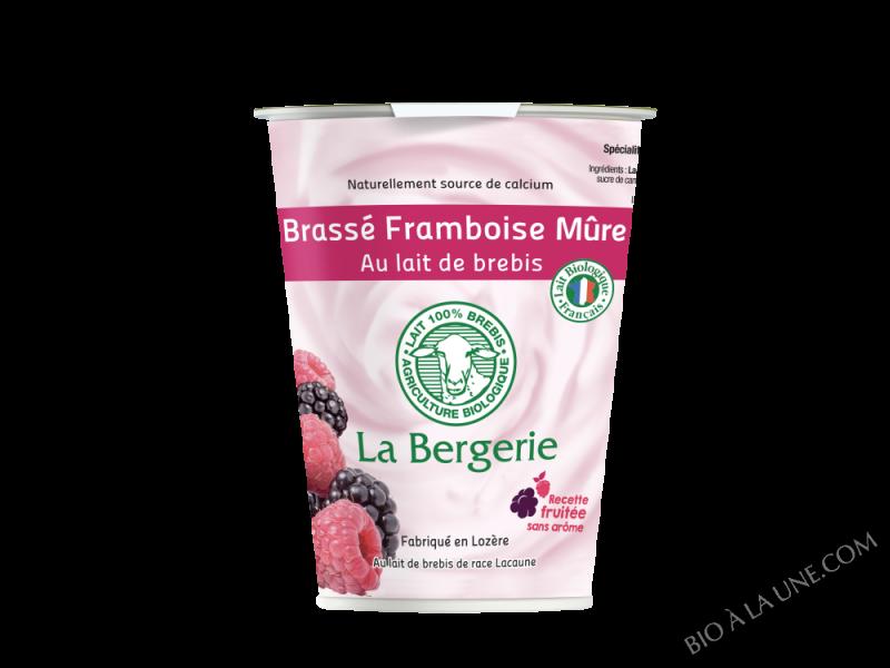BRASSÉ FRAMBOISE MÛRE - 400G