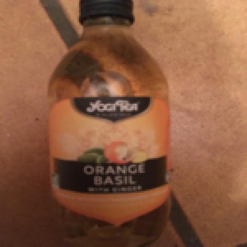Thé Orange Basilic