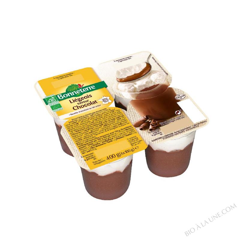 Liegois saveur chocolat