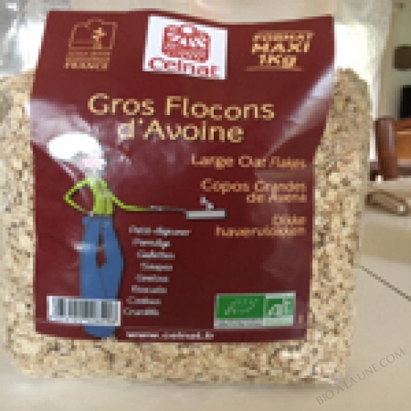 Gros Flocons D'avoine