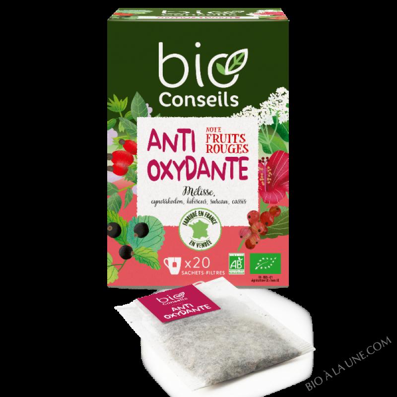 Infusion Antioxydante Bioconseils - 20 sachets