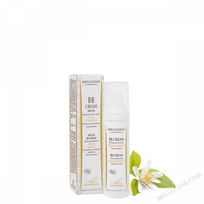 BB Cream Argan, Fleur d'Oranger - 50 ml