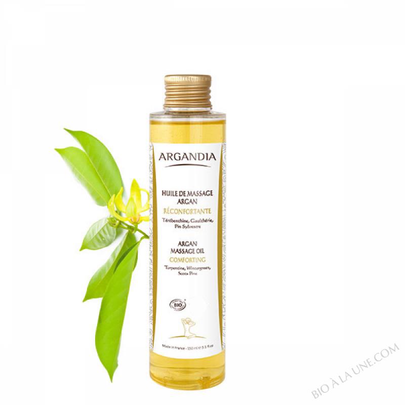Huile de Massage Argan, Relaxante - 150 ml
