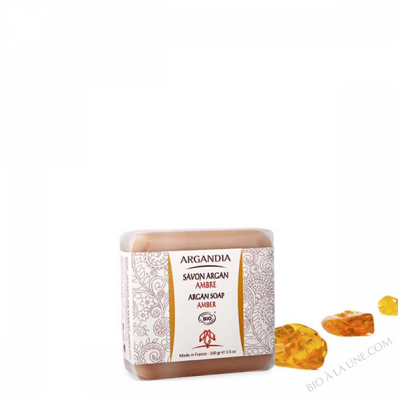 Savon Argan Ambre - 100 g