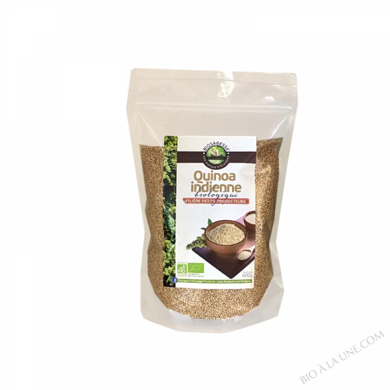 Quinoa Indienne biologique 600gr