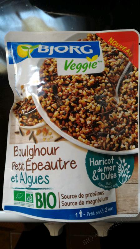 Boulghour Petit épautre Et Algues