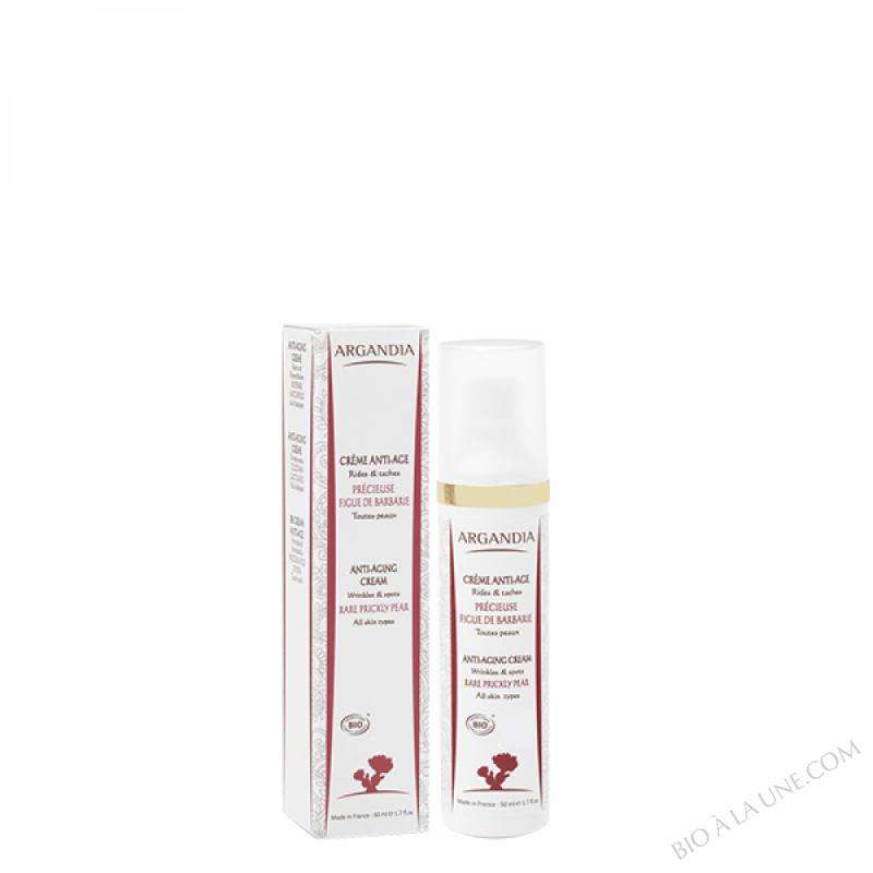 Crème Anti-âge Figue de Barbarie Rides & tâches - 50 ml