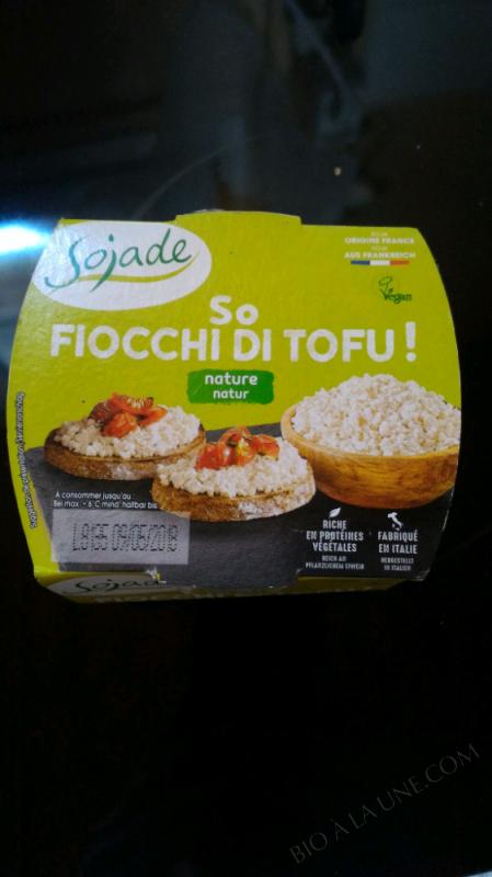 So Fiocchi Di Tofu