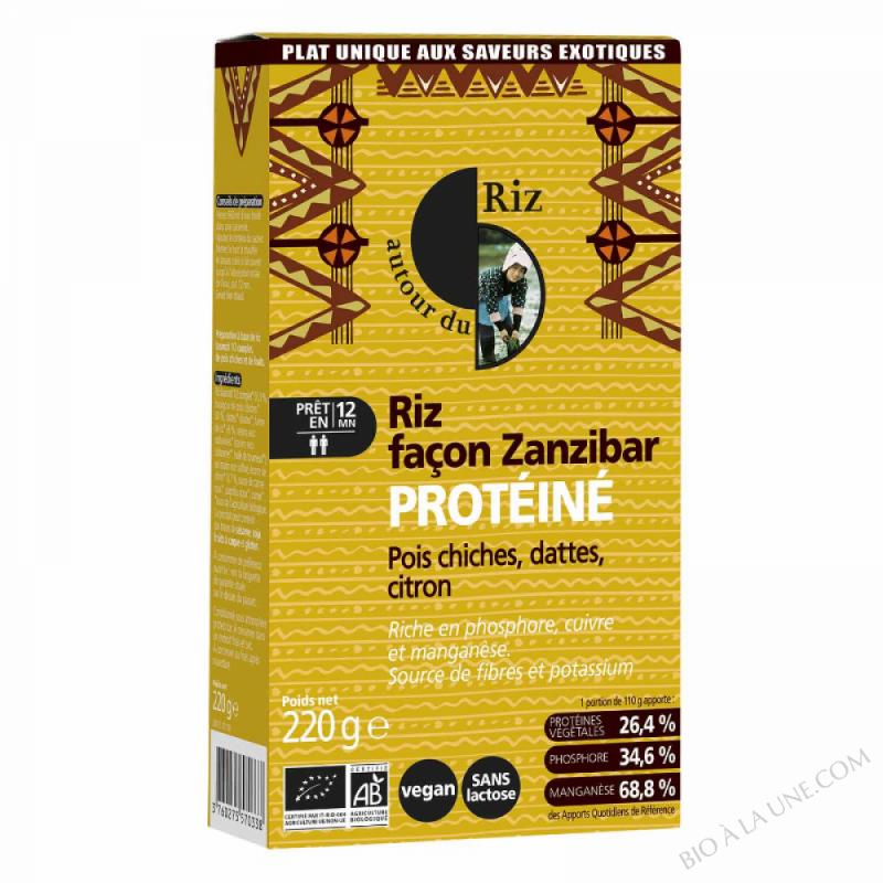 Riz Façon Zanzibar - 220G