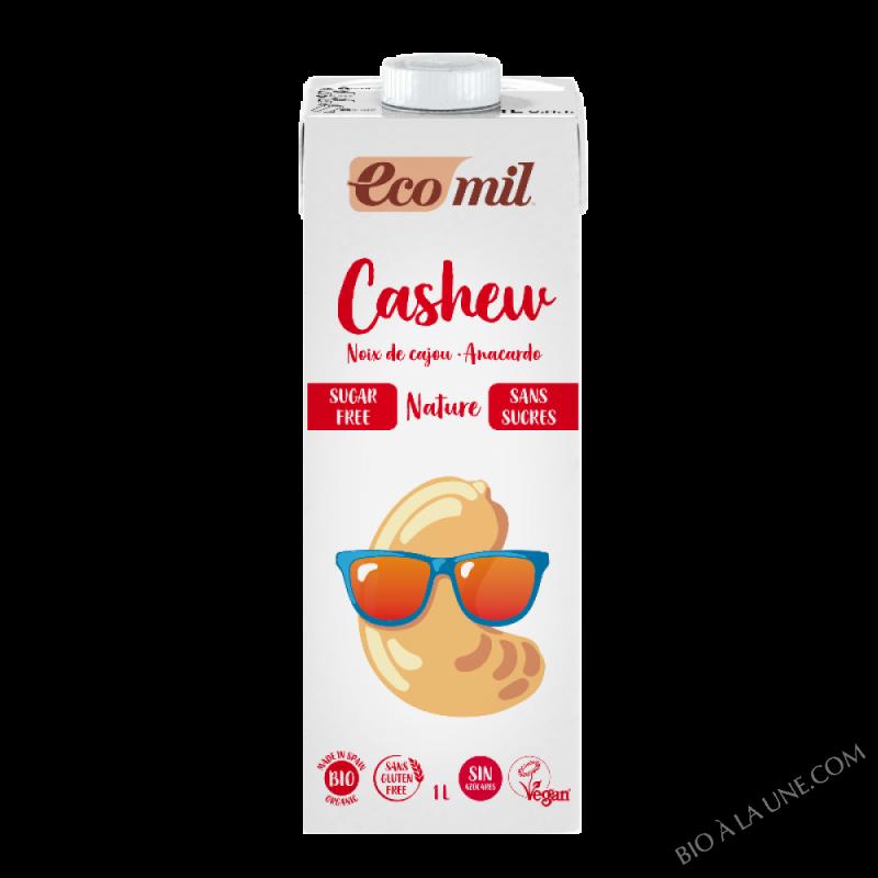 BOISSON DE NOIX DE CAJOU BIO ECOMIL - 1L