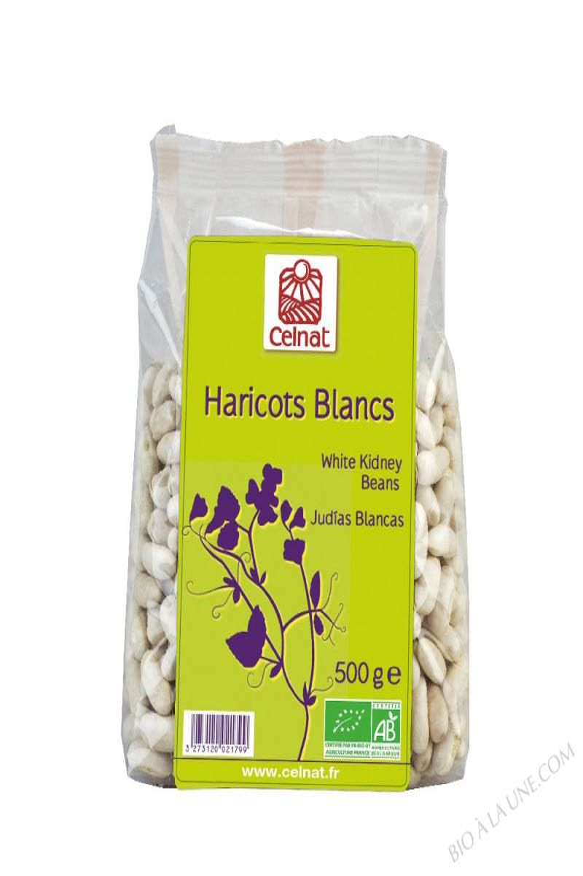 HARICOTS BLANCS ORIGINE FRANCE BIO - 500G