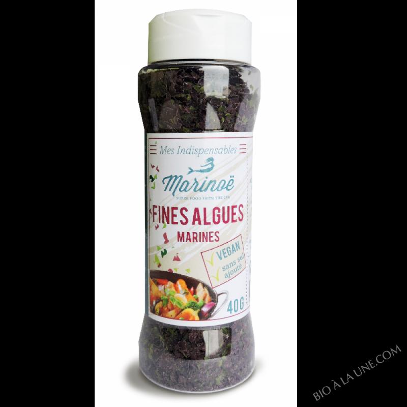 Fines Algues Paillettes  - Marinoë