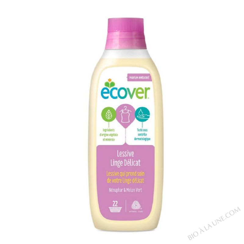 Lessive laine Bio Ecover 1L