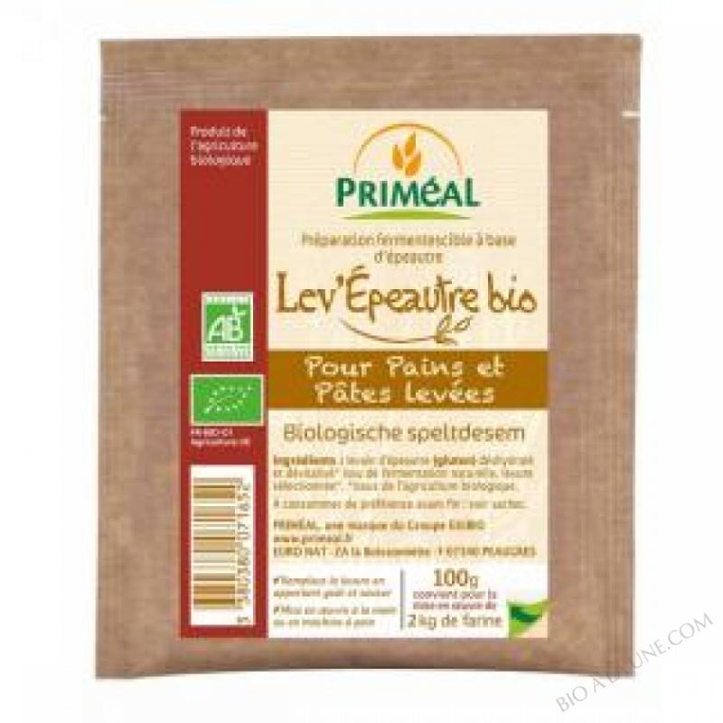 Preparation fermentescible Lev'Epeautre BIO 100g
