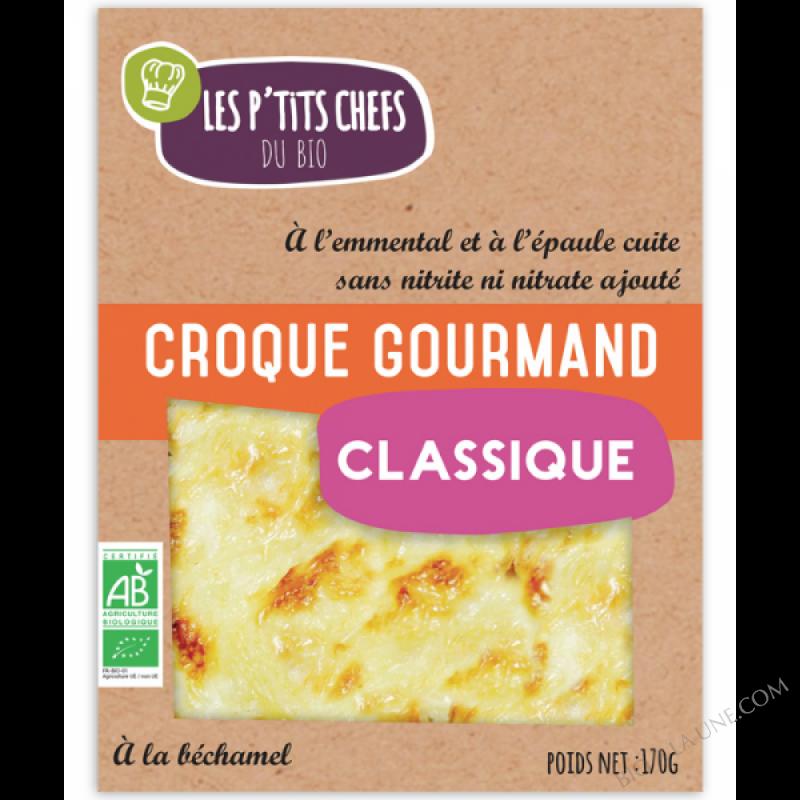 CROQUE GOURMAND CLASSIQUE 170 G