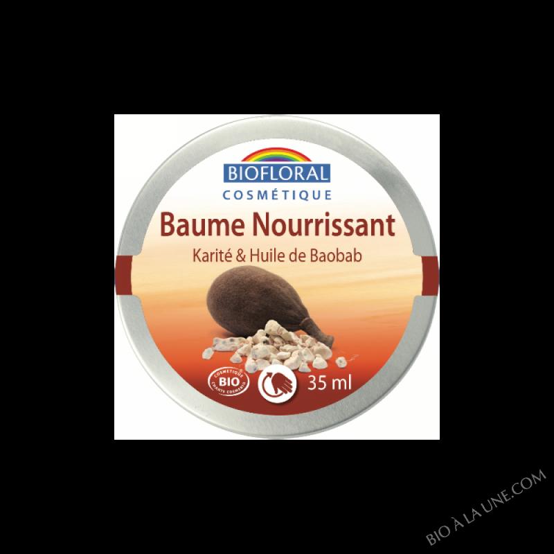 Baume nourrissant Karité & Baobab COSMEBIO