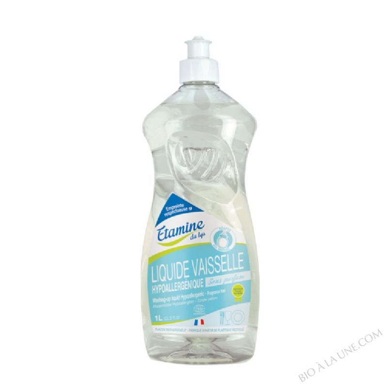 Liquide vaisselle hypoallergénique 1L