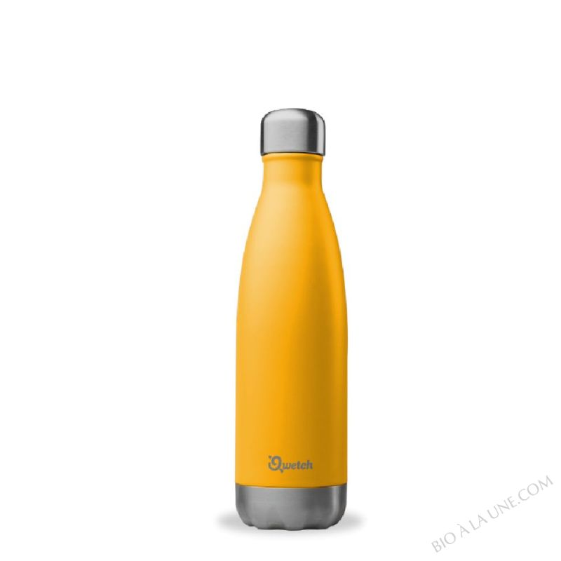 Bouteille isotherme Safran