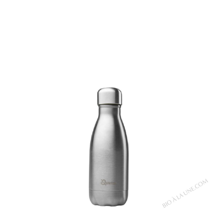 Bouteille isotherme Inox brossé - 260ml