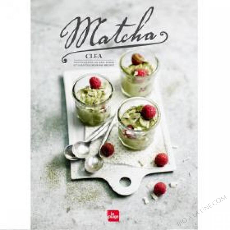 LIVRE RECETTES MATCHA - 72 pages
