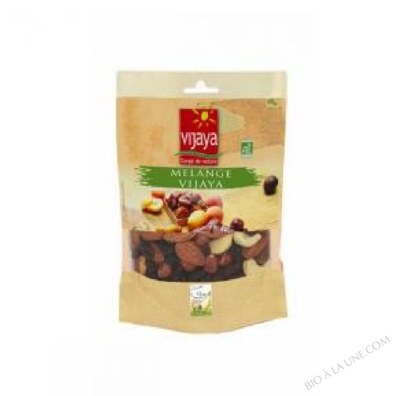 MELANGE FRUITS SECS 250G VIJAYA