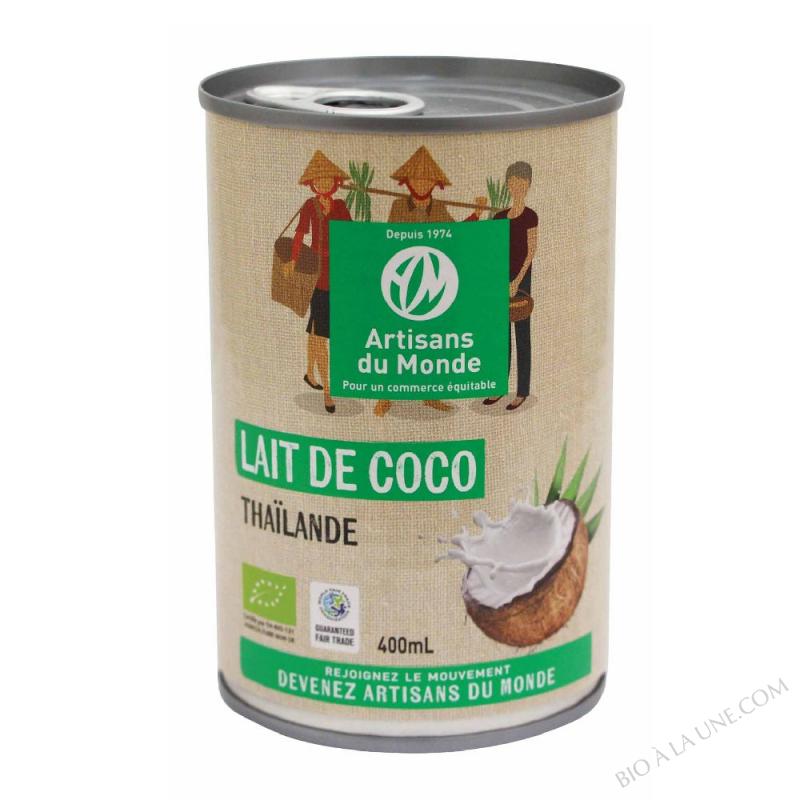 LAIT COCO 400ML